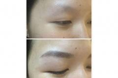 14-Semi permanent eyebrow